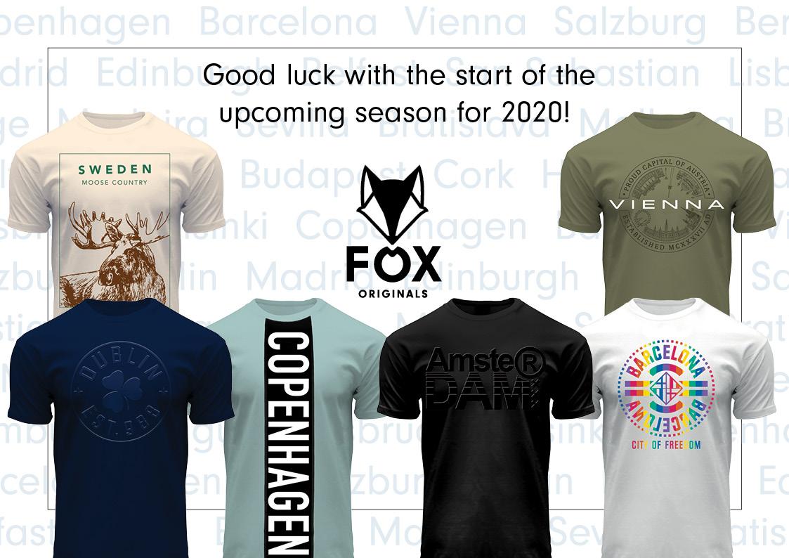 FOX Originals Promo Start 2020